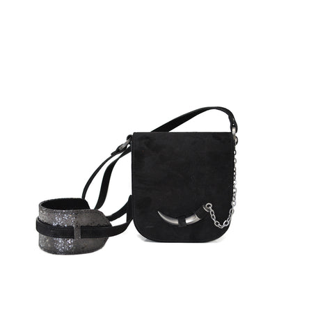 Joey Wölffer Mini Bag Two - Black