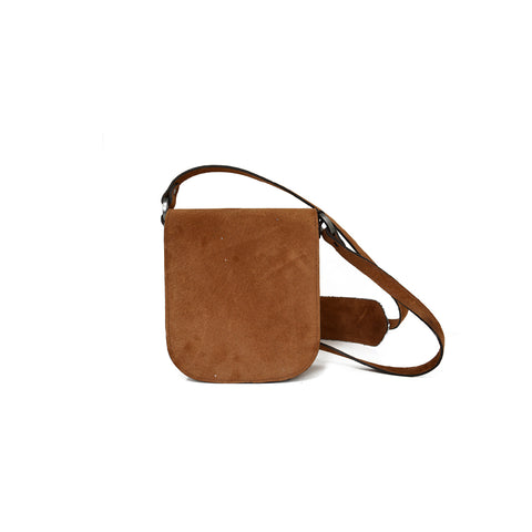 Joey Wölffer Mini Bag Two - Chestnut
