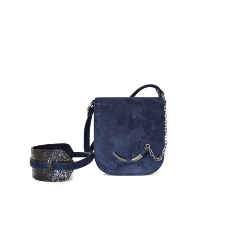 Joey Wölffer Mini Bag Two - Navy