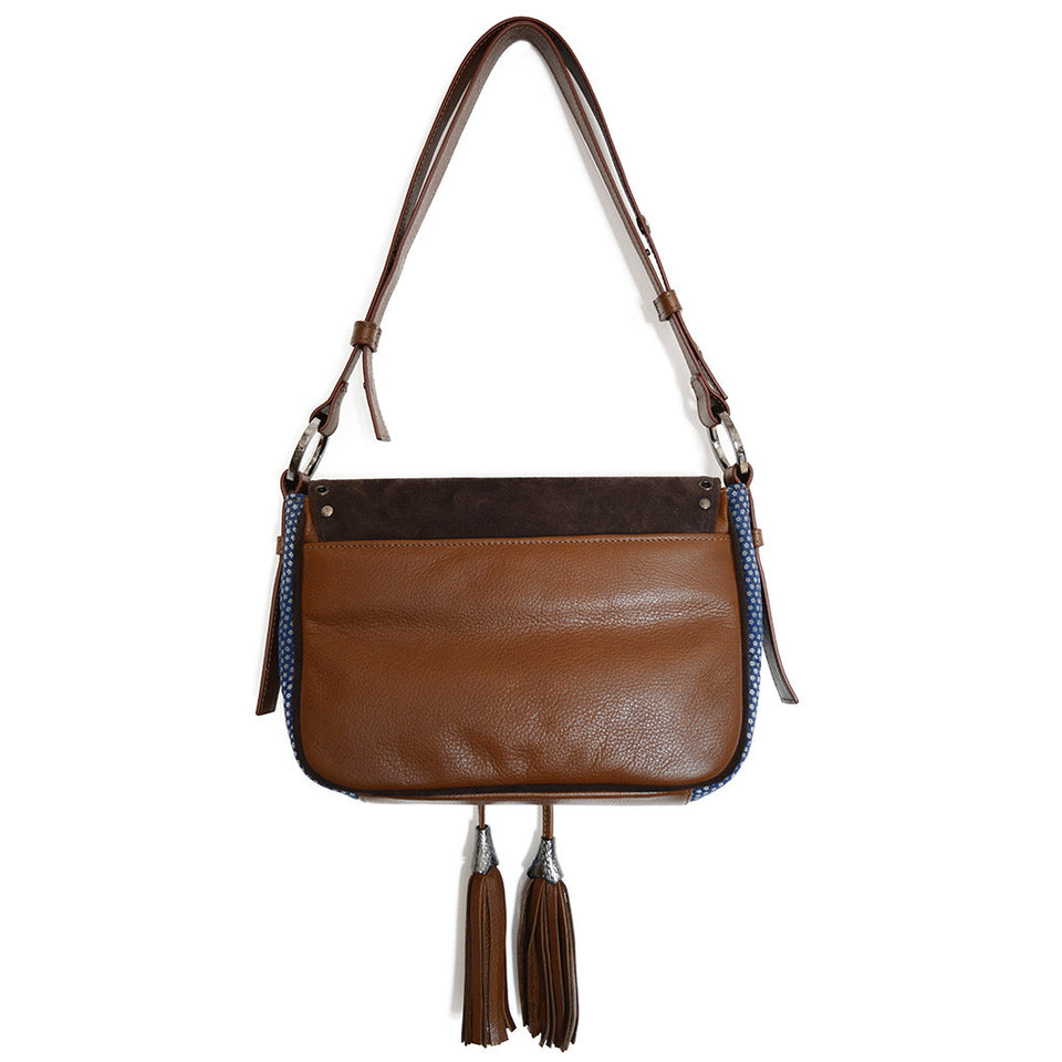Joey Wölffer Medium Classic Bag - Chocolate