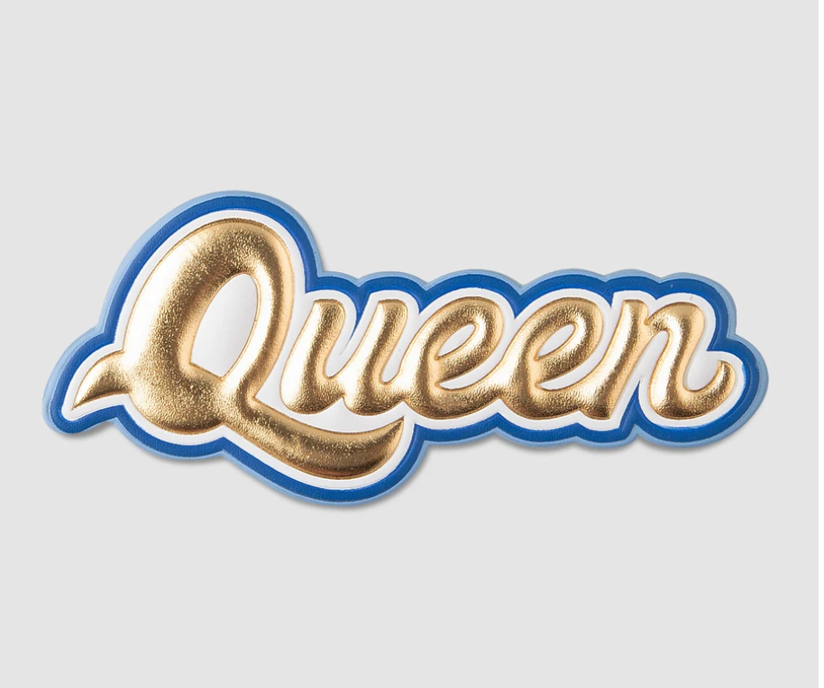 "Printworks "" Queen"" Sticker"