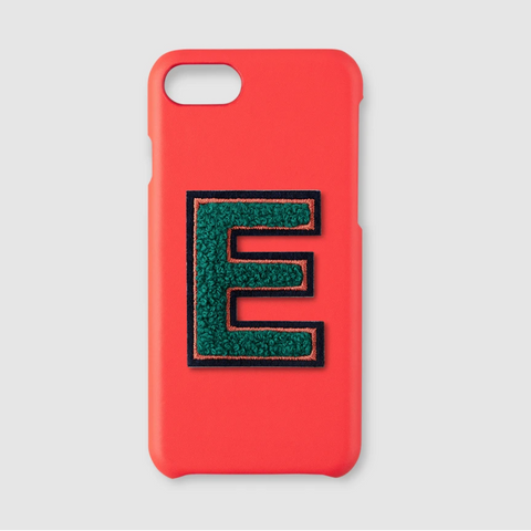"Printworks Fluffy ""E"" Sticker"