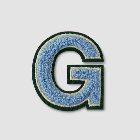 "Printworks Fluffy ""G"" Sticker"