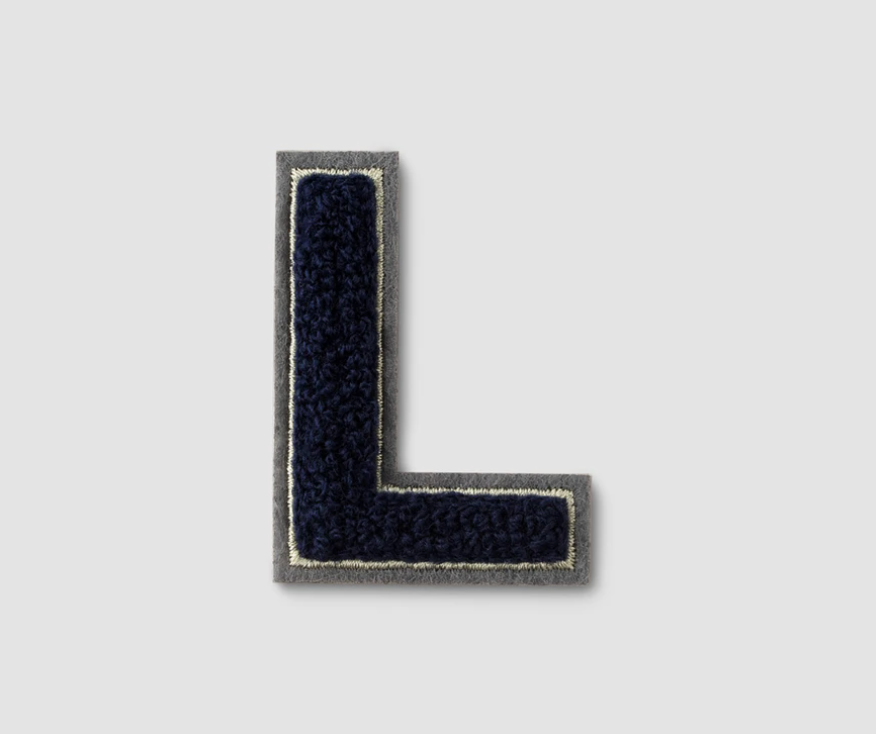 "Printworks Fluffy ""L"" Sticker"