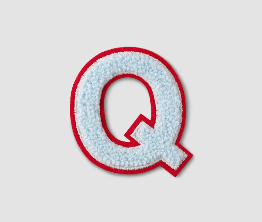 "Printworks Fluffy ""Q"" Sticker"