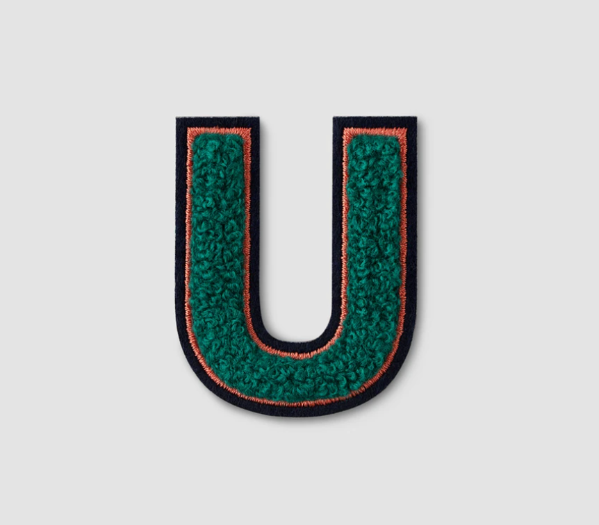 "Printworks Fluffy ""U"" Sticker"