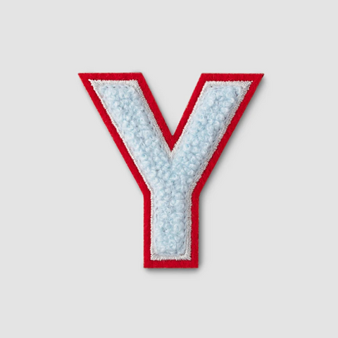 "Printworks Fluffy ""Y"" Sticker"