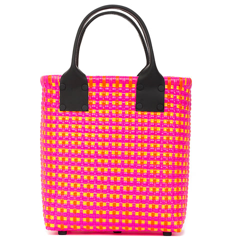 Truss Small Tote - Pink