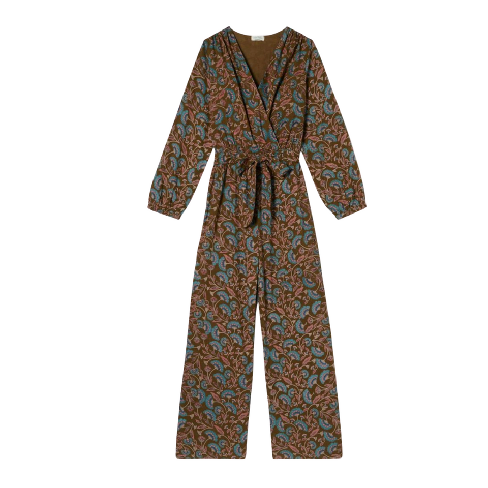 Louise Misha Astrid Jumpsuit - Folk Flower