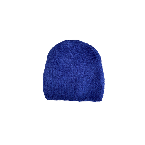 Karakoram Knitted Hat - Navy