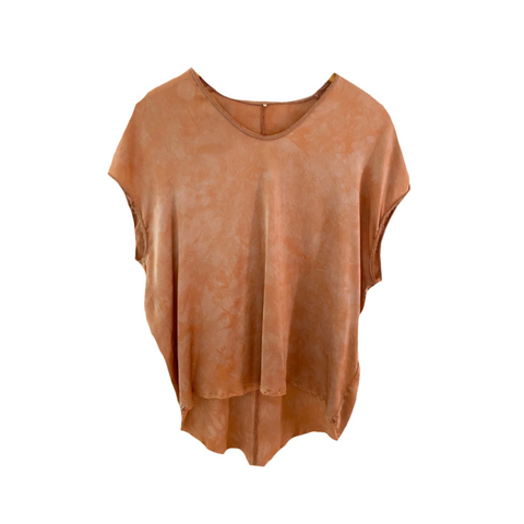 AQC Ellie Top - Tobacco