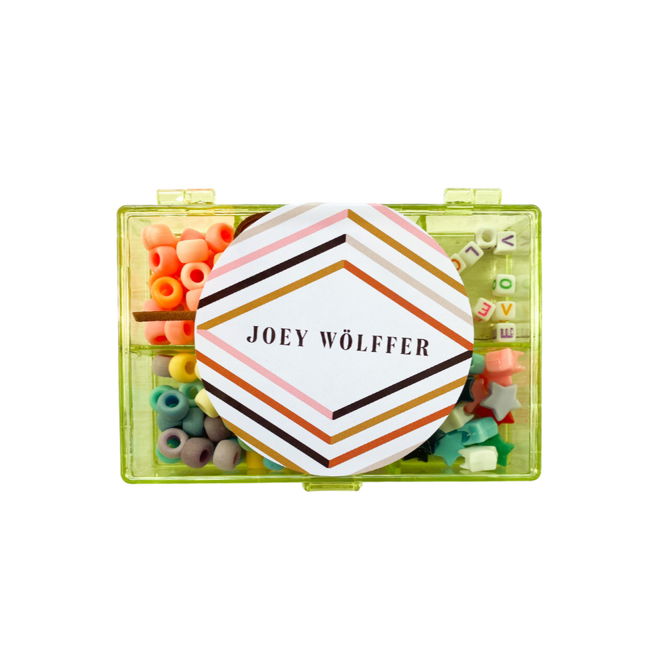 Joey Wölffer DIY Bracelet Kit - Love