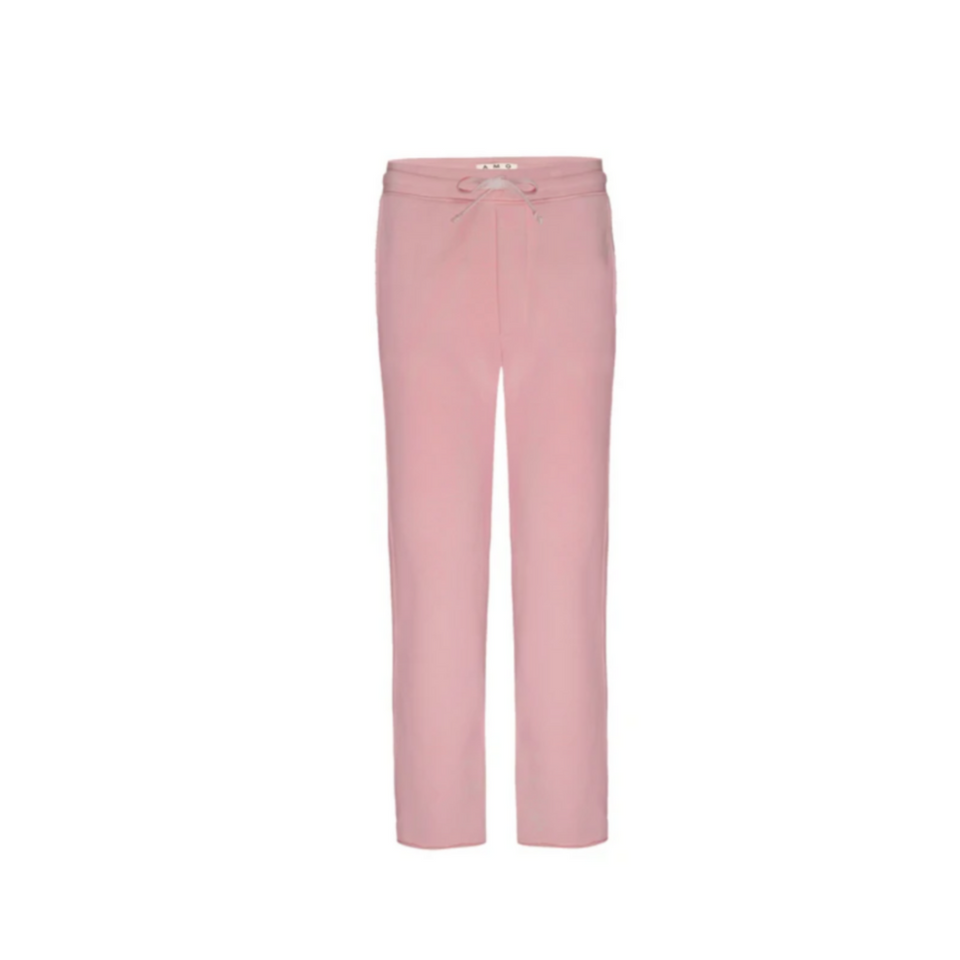 AMO Straight Leg Sweatpants - Pink