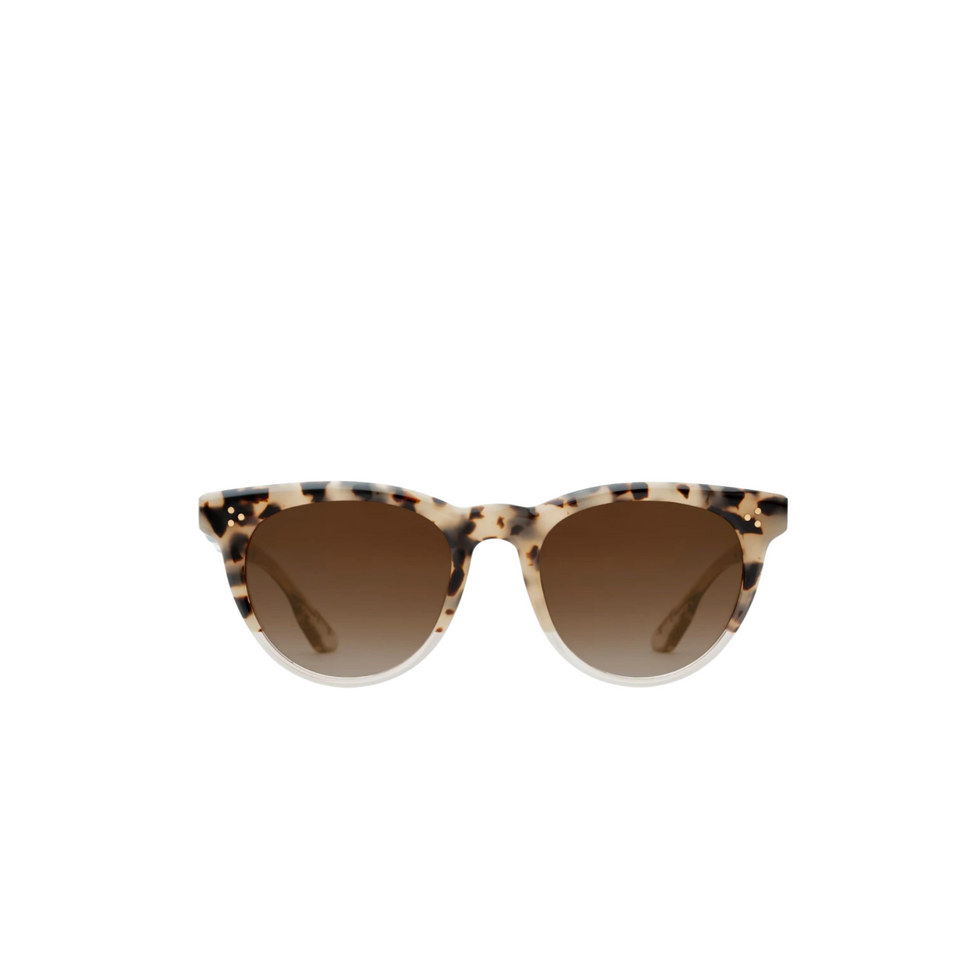 KREWE Quinn Sunnies - Oyster to Buff