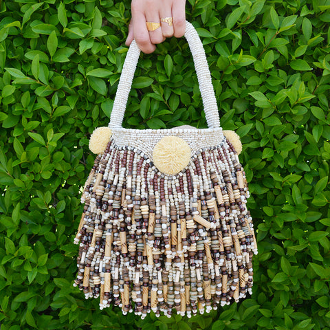 Imayin Bag Flores - Natural