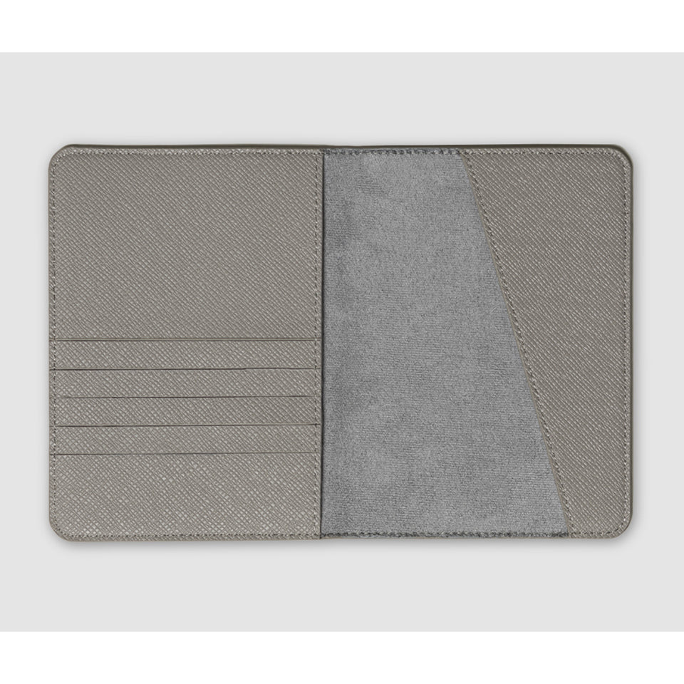 Printworks Passport Holder - Grey