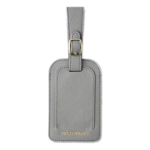 Printworks Luggage Tag - Grey