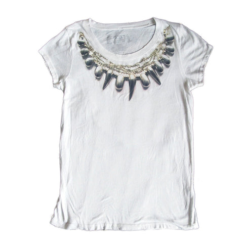 The Styleliner Silver Goddess T-Shirt