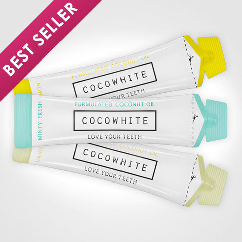 Cocowhite Assorted - 4 Week Coconut Oil Course