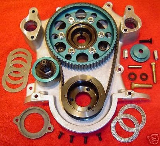 DANNY BEE BIG BLOCK FORD BELT DRIVE TIMING SYSTEM NEW!!