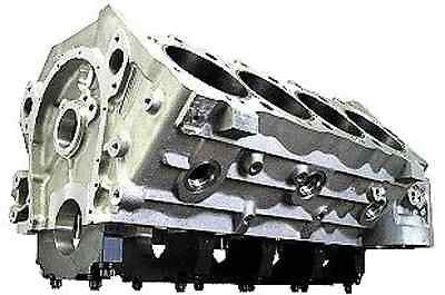 085501 BMP MERLIN 4.490/9.800 ALUMININUM BLOCK BORED STD. CAM & LIFTER HOLES