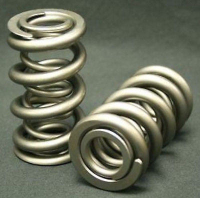 PAC-1324-16 DUAL CHROME SILICONE RACING VALVE SPRINGS