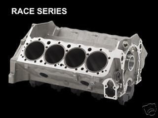 ALUMINUM SMALL BLOCK CHEVY DART BLOCK- RACE SERIES