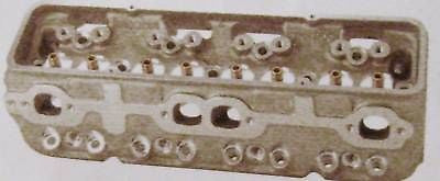 BRODIX COMPLETE SMALL BLOCK CHEVY IK SERIES CYLINDER HEADS/23 1028100-1028101