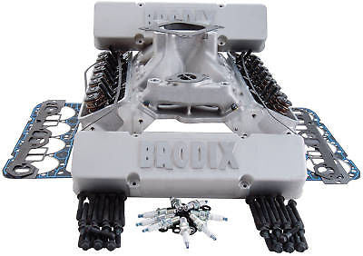 BRODIX SMALL BLOCK CHEVY COMPATIBLE TOP END COMBOS 9991003-9991017