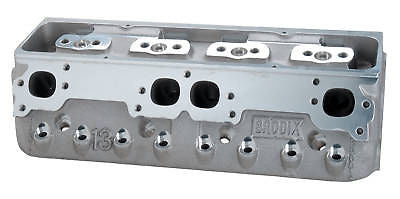 BRODIX -13c SERIES SMALL BLOCK CHEVY COMLETE CYLINDER HEADS/13 1238100