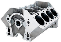 BRODIX BB CHEVROLET 5.O BORE SPACING ALUMINUM BLOCKS 8B 5025