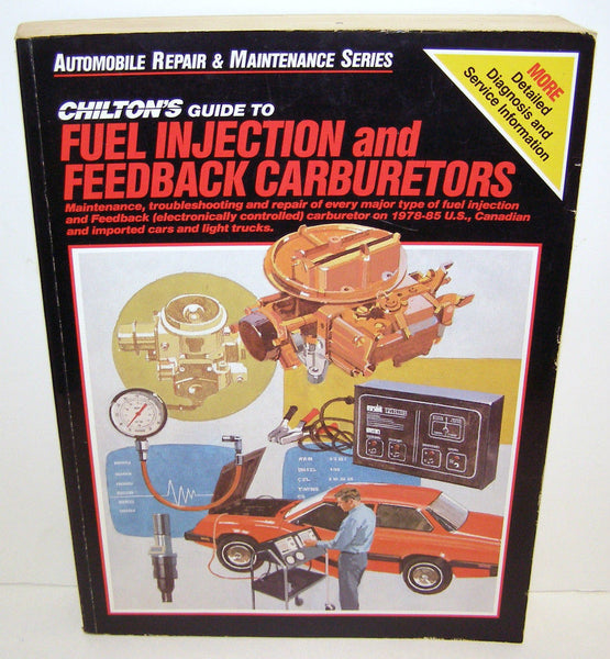fuel injection and feedback carburetors guide us and import