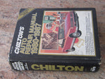 1980-1987 CHILTON'S AUTO REPAIR MANUAL AMC DODGE CHEVY FORD CHRYSLER BUICK OLDS