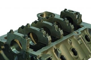 NEW DART SB CHEVY ENGINE BLOCK FREE SCAT 9000 SERIES CAST STEEL STROKER CRANK