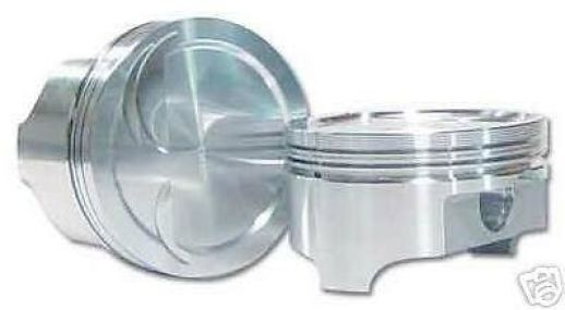 AUTO TEC SMALL BLOCK LS1,LS2,LS3,LS6,L92 DISH/INVERTED DOME PISTONS