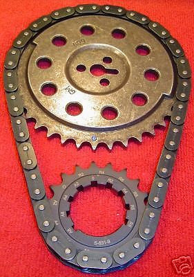 8.1 BBC STEEL TRUE ROLLER TIMING SET WITH 9 KEYWAYS FOR TWO DEGREE INDEXING 2001