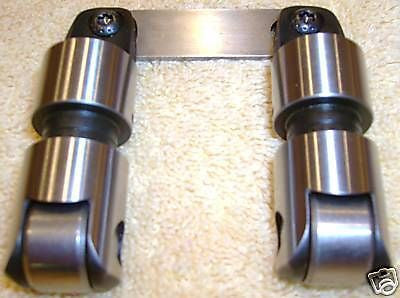 CROWER NEW SBC CHEVY ORIGINAL FULL BODY SOLID ROLLER LIFTERS