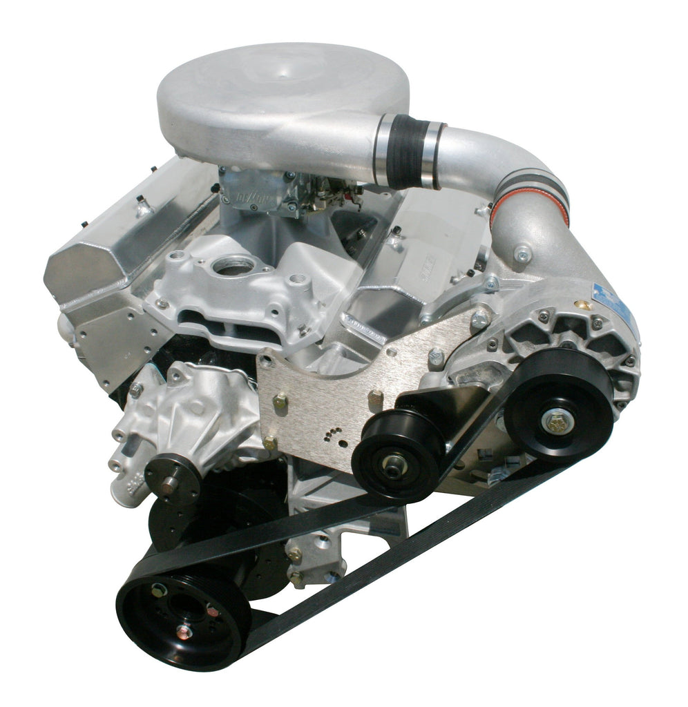 Vortech Supercharger Unit: VORTECH 4GP218-050L CARBURETED SMALL BLOCK CHEVY ENTRY