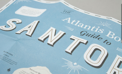 ATLANTIS BOOKS GUIDE TO SANTORINI - SÉRENDIPITÉ