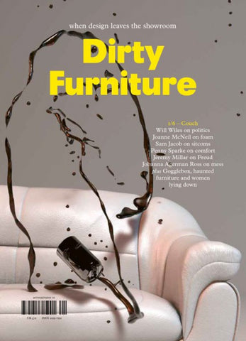 DIRTY FURNITURE #1 - SÉRENDIPITÉ