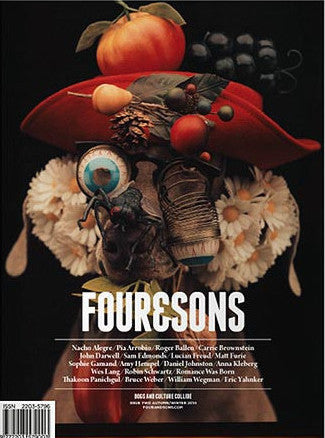 FOUR & SONS #2 - SÉRENDIPITÉ