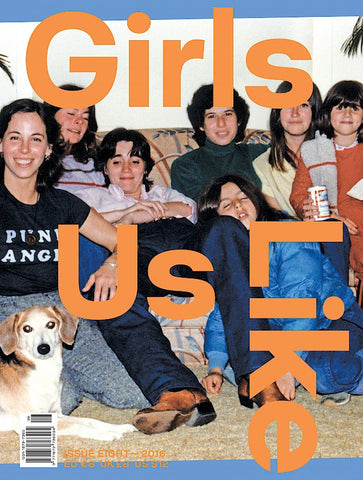 GIRLS LIKE US #8 - SÉRENDIPITÉ
