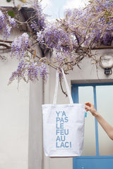 TOTE BAG SAC CULLYCULLY - SÉRENDIPITÉ
