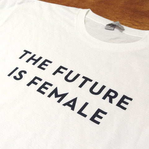 TEE-SHIRT THE FUTURE IS FEMALE - SÉRENDIPITÉ