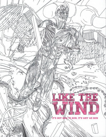 LIKE THE WIND #09