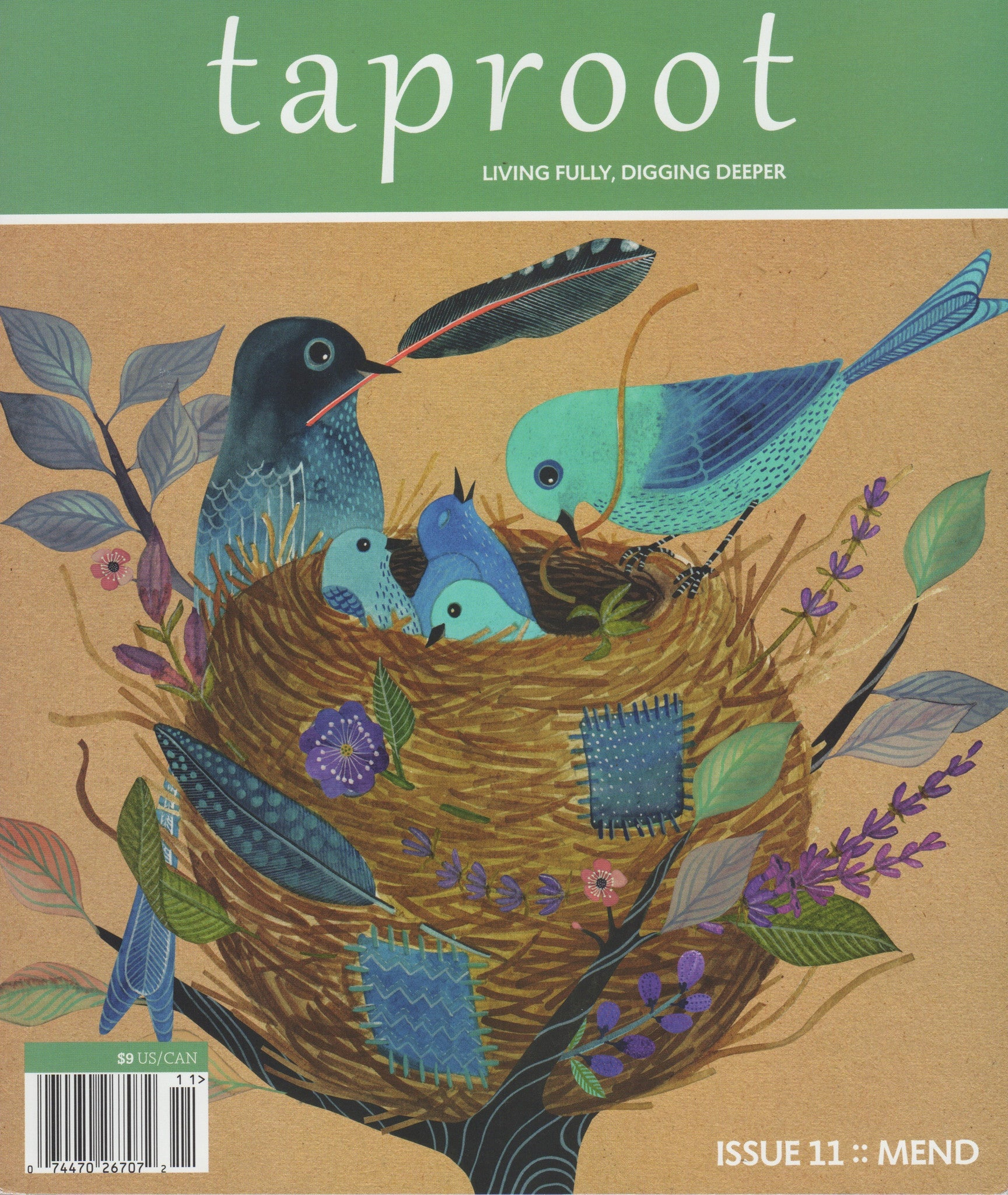 TAPROOT #11