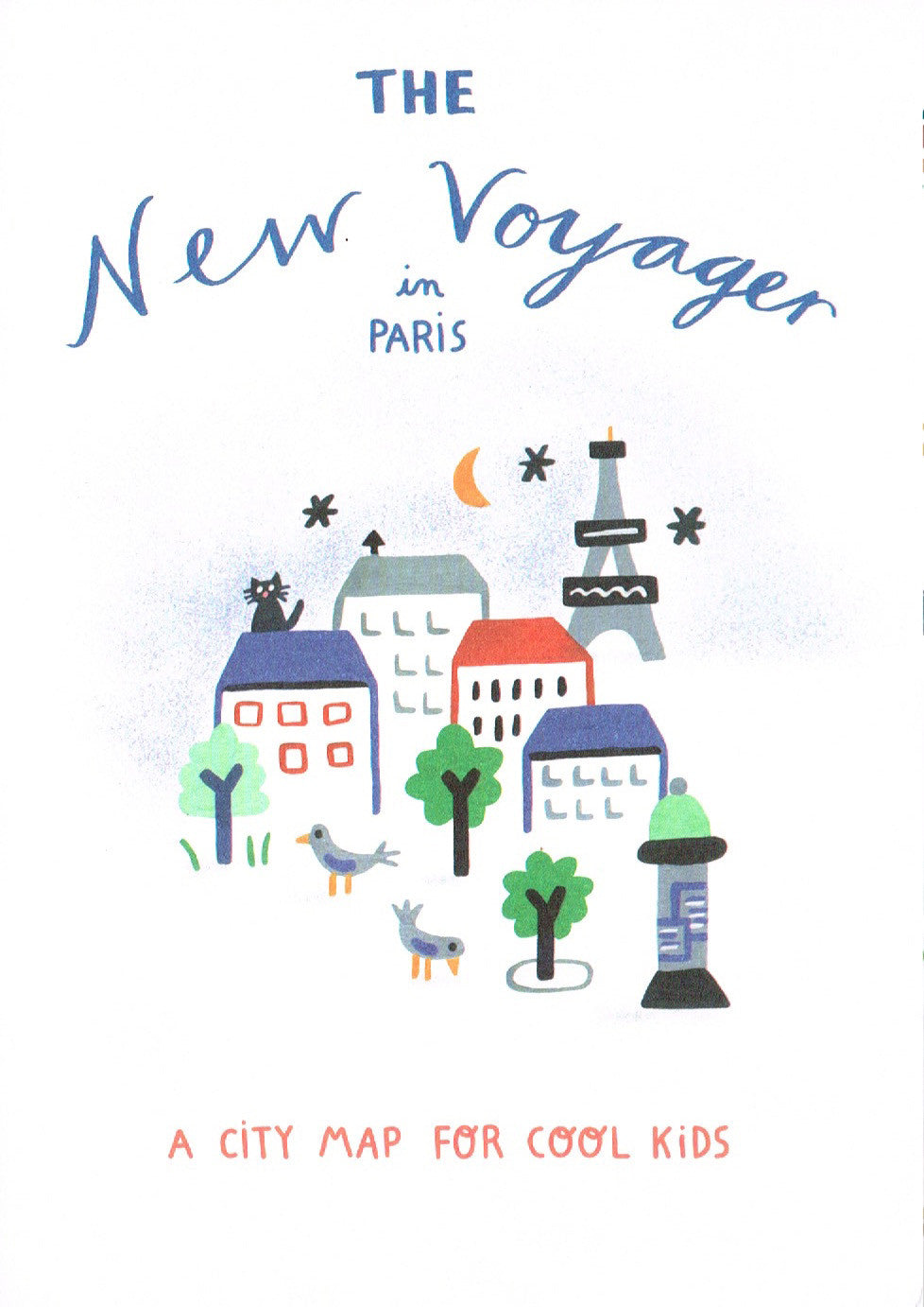 THE NEW VOYAGER IN PARIS