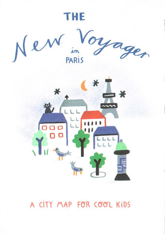 THE NEW VOYAGER IN PARIS - SÉRENDIPITÉ