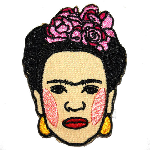 PATCH BRODERIE FRIDA KAHLO