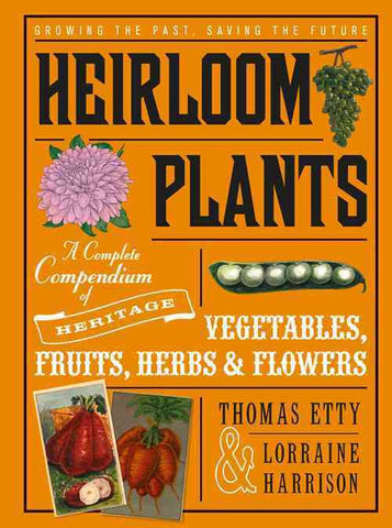 HEIRLOOM PLANTS - SÉRENDIPITÉ